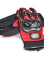 Недорогие -Полныйпалец Универсальные Мотоцикл перчатки Нейлон / Дышащая сетка Дышащий / Износостойкий / Защитный