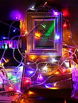 Недорогие -Brelong 1 метр 100 лампа 8 функция 100-240 В сек. DC31V струнная лампа ЕС