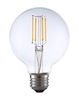 Недорогие -Gmy G25 светодиодные лампы глобус 3,5 Вт светодиодные лампы накаливания эквивалент лампы 32 Вт с E26 база 2700 К теплый белый для спальни гостиной дома декоративные