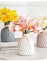 Недорогие -Искусственные Цветы 4.0 Филиал Классический Свадьба Пастораль Стиль Орхидеи Букеты на стол