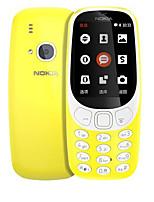 """Недорогие -NOKIA 3310 2.4 дюймовый """" Сотовый телефон ( + 128MB 2 mp Прочее 1200 mAh mAh )"""