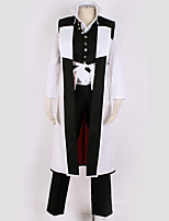 Недорогие -Вдохновлен Косплей Косплей Аниме Косплэй костюмы Косплей Костюмы Особый дизайн Жилетка / Блузка / Кофты Назначение Муж. / Жен.
