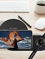 Недорогие -Беспроводное зарядное устройство Зарядное устройство USB USB Беспроводное зарядное устройство / Qi 1 USB порт 1 A DC 9V для Apple Watch Series 4/3/2/1 / Apple Watch Series 3 / Apple Watch Series 2