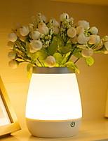 Недорогие -1шт LED Night Light Тёплый белый Творчество / Украшение <=36 V