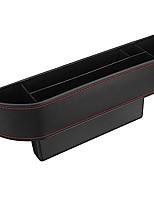 baratos -Organizadores para Carros Caixas de Armazenamento PU Leather Para Universal Todos os Anos Todos os Modelos