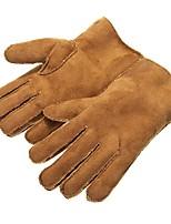 Недорогие -Полныйпалец Муж. Мотоцикл перчатки Шерсть Сохраняет тепло / Учебный / Износостойкий