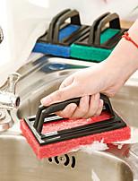 Недорогие -Кухня Чистящие средства губка / пластик Чистящее средство Творческая кухня Гаджет 1шт