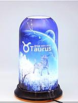 Недорогие -Qingyuan художественное созвездие серии небо издание Телец творческий новый дизайн настольная лампа для спальни в помещении исследование акриловые 85-265 В