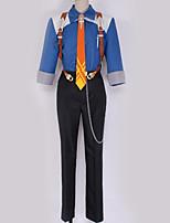 Недорогие -Вдохновлен Косплей Косплей Аниме Косплэй костюмы Косплей Костюмы Современный стиль Блузка / Кофты / Брюки Назначение Муж. / Жен.