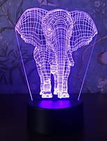 baratos -1pç LED Night Light Criativo 5 V