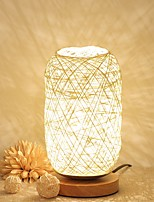 Недорогие -1шт LED Night Light Тёплый белый Творчество <=36 V