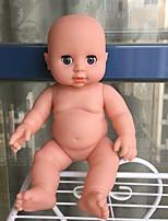 Недорогие -Интерактивная кукла Мальчики 12 дюймовый как живой Дети / подростки мерцать Детские Универсальные Игрушки Подарок