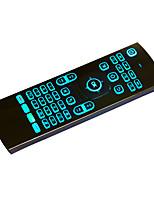 Недорогие -TKCMS617 Air Mouse / Клавиатура / Дистанционное управление Мини Беспроводной 2,4 ГГц беспроводной Air Mouse / Клавиатура / Дистанционное управление Назначение Linux / iOS / Android