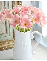 Недорогие -Искусственные Цветы 8.0 Филиал Классический Стиль Свадьба мак Букеты на стол