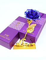 Недорогие -Искусственные Цветы 1 Филиал Классический Стиль / Современный современный Розы Букеты на стол