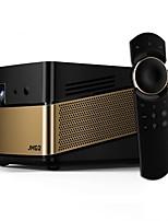 Недорогие -JmGO V8 DLP Проектор для домашних кинотеатров Светодиодная лампа Проектор 1200 lm Поддержка 4K 60-120 дюймовый Экран