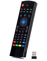 Недорогие -TKA617 Air Mouse / Клавиатура / Дистанционное управление Мини Беспроводной 2,4 ГГц беспроводной Air Mouse / Клавиатура / Дистанционное управление Назначение Linux / Microsoft Windows XP / Android4.6