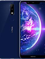 """Недорогие -NOKIA NokiaX5 5.85 дюймовый """" 4G смартфоны ( 4GB + 64Гб 5 mp / 13 mp MediaTek MT6771 3060 mAh mAh )"""