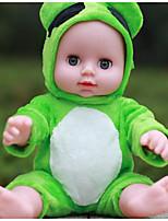 Недорогие -KIDDING Куклы реборн Кукла для девочек Мальчики Девочки 24 дюймовый Полный силикон для тела Силикон Винил - как живой Ручная Pабота Очаровательный Дети / подростки Детские Универсальные Игрушки