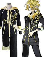 baratos -Inspirado por Touken Ranbu Fantasias Anime Fantasias de Cosplay Ternos de Cosplay Design Especial Ocasiões Especiais Para Homens / Mulheres