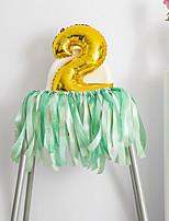 abordables -Gland De Fête Polyester 1 Pièce Fête d'anniversaire