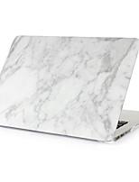 """Недорогие -MacBook Кейс Мрамор ПВХ для MacBook Pro, 13 дюймов / MacBook Air, 13 дюймов / New MacBook Air 13"""" 2018"""