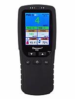 Недорогие -DM106 Тестер качества воздуха PM2.5,PM1.0 ,PM10 Удобный / Измерительный прибор
