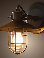 Недорогие -Творчество Винтаж Настенные светильники Спальня / В помещении Металл настенный светильник 220-240Вольт 40 W