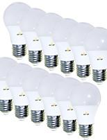 Недорогие -EXUP® 12шт 5 W 450 lm E26 / E27 Круглые LED лампы 15 Светодиодные бусины SMD 2835 Творчество / обожаемый 85-265 V