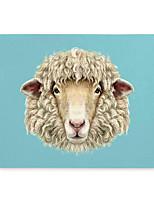 Недорогие -Основной коврик для мыши 22*18*0.2 cm Резина 032391
