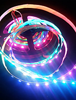 Недорогие -Brelong smd5050 150led RGB 24 ключа дистанционного управления эпоксидной смолы водонепроницаемый 5 В свет бар 5 м