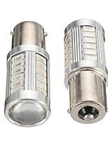 Недорогие -2pcs BAU15S Автомобиль Лампы 5 W SMD 5630 120 lm 33 Светодиодная лампа Лампа поворотного сигнала / Тормозные огни Назначение Все года