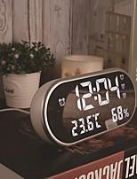 Недорогие -Будильник Цифровой Пластик Автоматический 1 pcs
