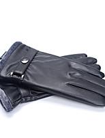 baratos -Dedo Total Homens Motos luvas Pele Sensível ao Toque / Manter Quente