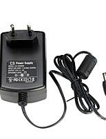 Недорогие -zosi® dc 12v 2a адаптер питания 12v профессиональный конвертер безопасности адаптер eu для камеры видеонаблюдения