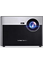 Недорогие -XGIMI XHC06 DLP Бизнес-проектор / Проектор для домашних кинотеатров / Образовательный проектор Светодиодная лампа Проектор 3000 lm Android6.0 Поддержка 4K 30-300 дюймовый Экран