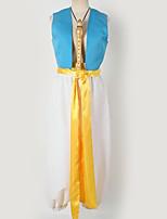 Недорогие -Вдохновлен Косплей Косплей Аниме Косплэй костюмы Косплей Костюмы Простой Жилетка / Кофты / Брюки Назначение Муж. / Жен.