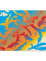 Недорогие -Основной коврик для мыши 22*19*0.2 cm Резина 032393