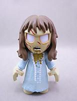 Недорогие -Неожиданные игрушки Интерактивная кукла Ужасы 4 дюймовый Очаровательный Дети / подростки Детские Универсальные Игрушки Подарок