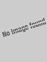 Недорогие -женская тонкая блузка - сплошной цвет V-образным вырезом