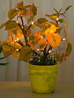 Недорогие -1 комплект LED Night Light Желтый Светодиодный источник питания Творчество 220-240 V