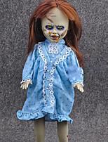 Недорогие -Неожиданные игрушки Интерактивная кукла Ужасы 12 дюймовый Дети / подростки Веселье Детские Универсальные Игрушки Подарок