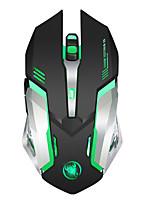 Недорогие -OEM Беспроводная связь Bluetooth 3.0 Gaming Mouse / Управление мышью m10 5 pcs ключи 5 программируемых клавиш 2400 dpi