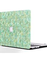 """Недорогие -MacBook Кейс Цветы ПВХ для MacBook Pro, 13 дюймов с дисплеем Retina / MacBook Pro, 15 дюймов с дисплеем Retina / New MacBook Air 13"""" 2018"""