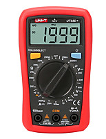 Недорогие -uni-t ut33d цифровой nvc мультиметр напряжение тестер сопротивления тока зуммер жк-подсветка