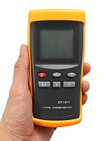Недорогие -DT1311 Портативные / Прочный Датчик температуры -200.0 to 1370.0 °C Для спорта