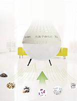 Недорогие -Brelong светодиодные лампы стерилизации отрицательных ионов очистки воздуха 7 Вт белый свет двойной