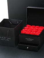 Недорогие -Искусственные Цветы 1 Филиал Классический Стиль Современный современный Розы Букеты на стол