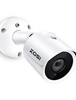 Недорогие -ip-камера zosi® poe 2-мегапиксельная HD ip66 защищенная от непогоды наружная внутренняя инфракрасная камера ночного видения для видеонаблюдения Слот для карт памяти SD