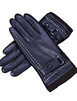 baratos -Dedo Total Mulheres Motos luvas Pele Manter Quente / Anti-desgaste / Protecção